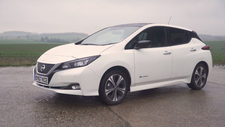 2018 Nissan Leaf Offers More Power, Improved Range And Better Handling