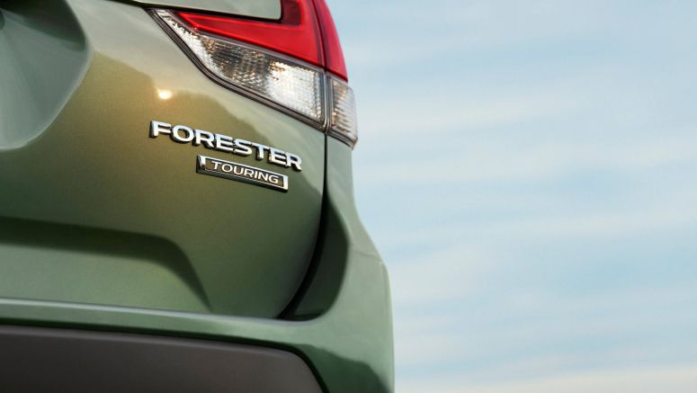 2019 Subaru Forester teased again ahead of New York reveal