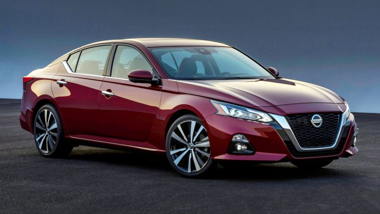 2019 Nissan Altima Revealed, Gets AWD Option And 2.0L Turbo