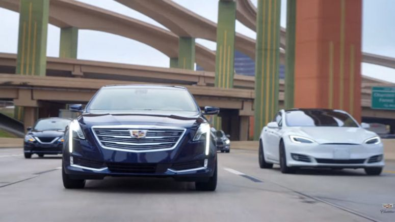 GM Takes A Subtle Dig At Nissan And Tesla With Super Cruise Commercial
