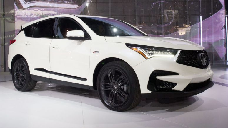 2019 Acura RDX Arrives To Defend Its Compact Luxury Crossover Crown (Updated)