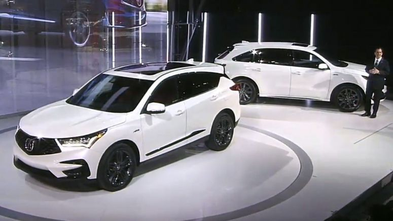 2019 Acura RDX Arrives To Defend Its Compact Luxury Crossover Crown