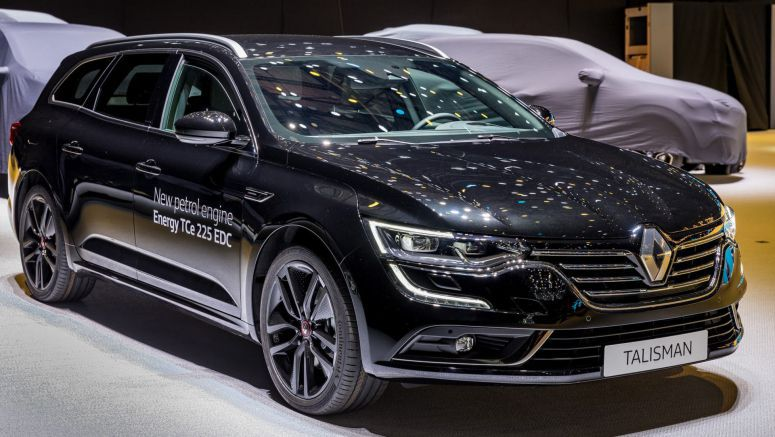 Renault Talisman S-Edition Arrives In Geneva With Alpine A110's Engine