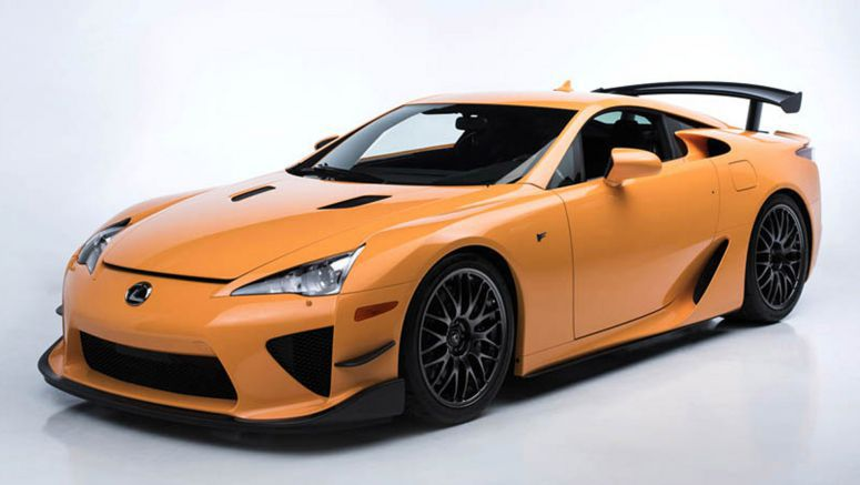 How Much Would You Pay For The Fastest Thing Toyota's Ever Made?