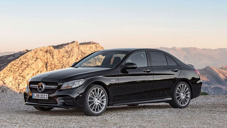 2019 Mercedes-AMG C43 sedan gets sharpened for Geneva