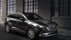 You Can Retrofit Your CX-9 With Mazda's New Rear-Seat Entertainment System