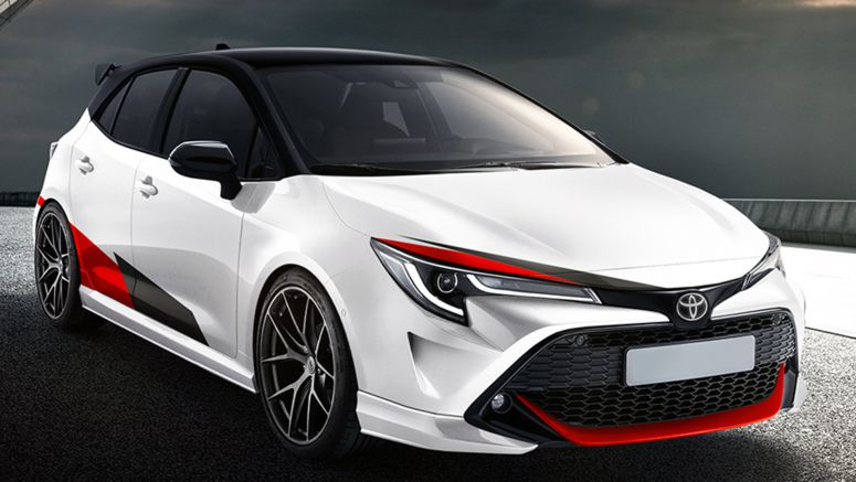 Toyota Auris GRMN Would Make An Awesome Hot Hatch