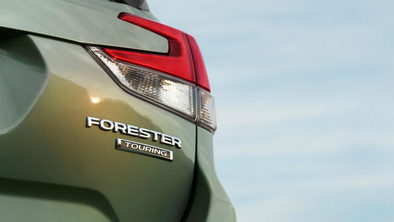 2019 Subaru Forester Shows Off Rear Styling In Latest Teaser