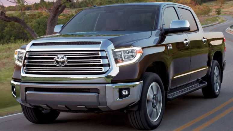 Toyota's Next TNGA Platform Will Be Used On A Pickup