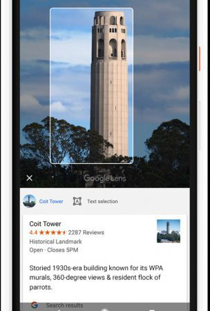 Google Lens Rolled Out To All Android Phones