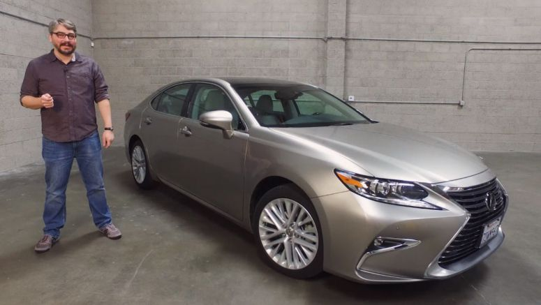 This Is Why America Loves The 2018 Lexus ES 350 So Much