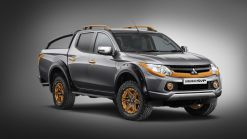 New Mitsubishi L200 Barbarian SVP II Is Like Conan With Orange Lipstick