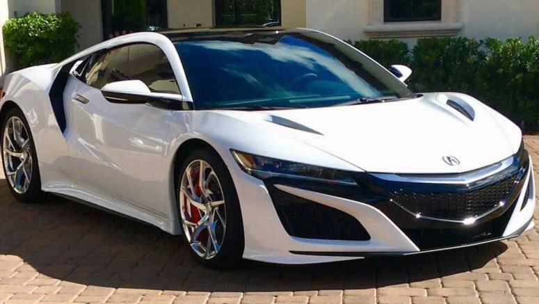 Same Price Dilemma: This 2017 High-Tech Acura NSX Or A 2003 Pristine Original?