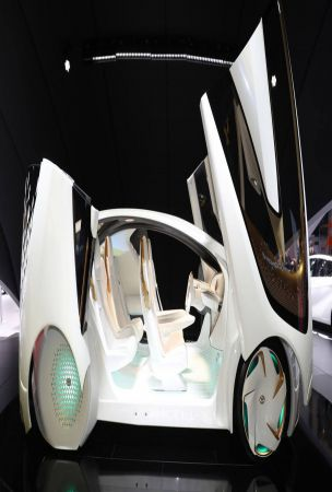 Toyota's Concept-i Vehicles Are Autonomous, Electric And Intelligent