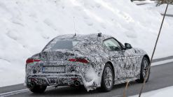 Scoop: Take A Look At 2019 Toyota Supra's Production Bodywork