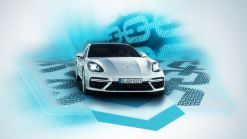 Porsche Looking Into Blockchain Tech For Future Vehicles