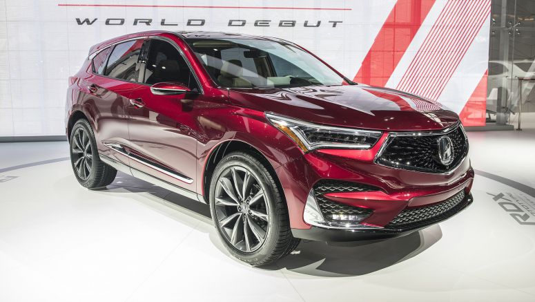 Acura to unveil 2019 RDX production version in New York