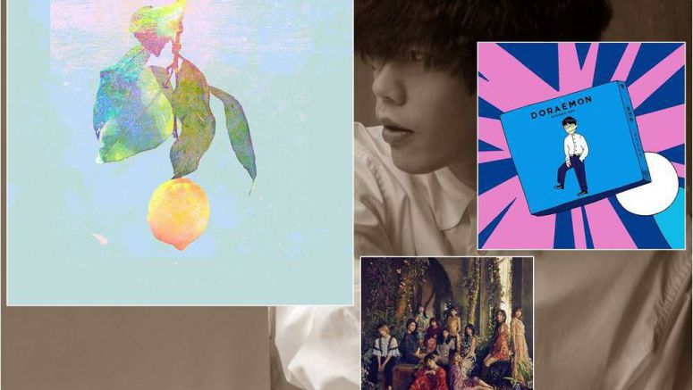 Recochoku's weekly download charts for 2/28~3/6 2018