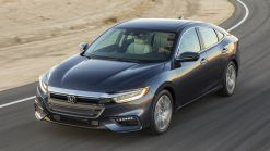 2019 Honda Insight aims for 55 mpg in the city