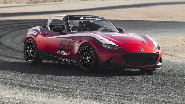 Mazda Hot Lap Challenge will put simulator drivers in real Miatas