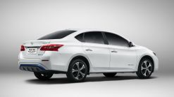 New Nissan Sylphy Is A Leaf-Based EV With 338Km Of Range