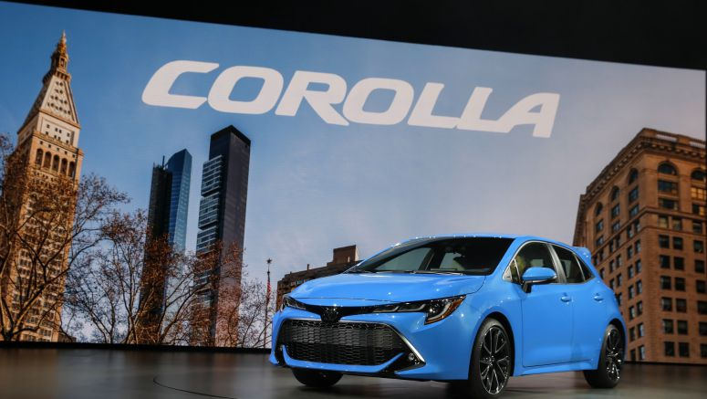 Toyota to add 400 jobs in Mississippi for next-gen Corolla