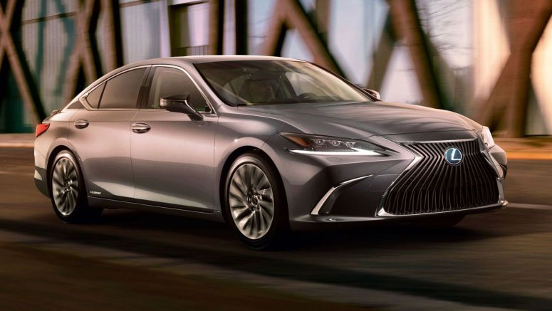 2019 Lexus ES: First Official Photos And Everything Else We Know