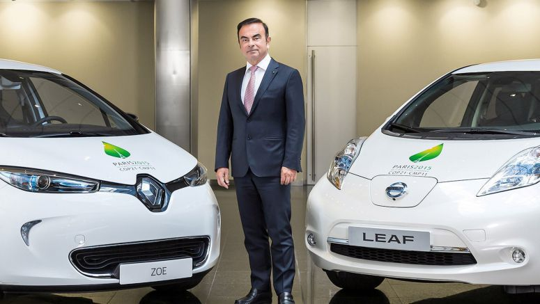 Renault And Nissan Could Merge Into One Giant (If Carlos Ghosn Gets His Way)