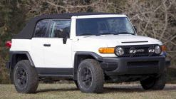 Custom Toyota FJ Cruiser convertible could be yours