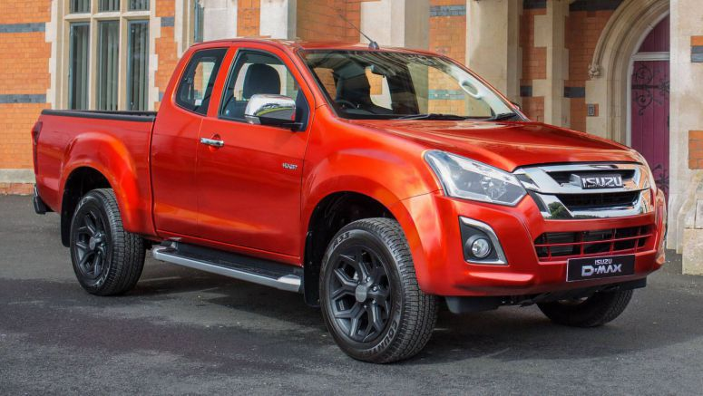 Isuzu Launches Yukon Luxe Extended Cab, Priced At £22,509