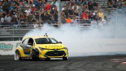 New Toyota Corolla Already Tearing It Up In Formula Drift With 1,000 HP