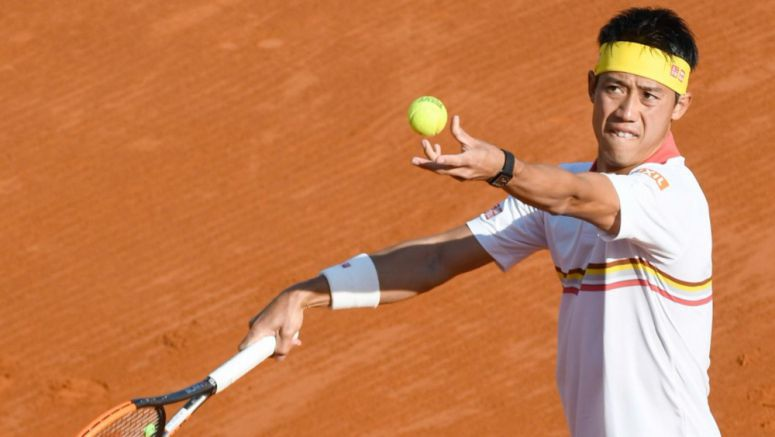 Tennis: Kei Nishikori advances to Monte-Carlo Masters QF