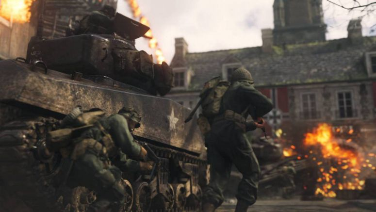 Call Of Duty Could Be Headed Onto The Nintendo Switch