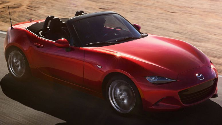 New Document Suggests 2019 Mazda MX-5 Miata Will Have 181-HP