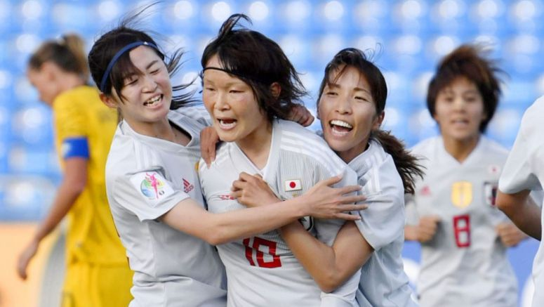 Soccer: Nadeshiko Japan qualify for 2019 Women's World Cup