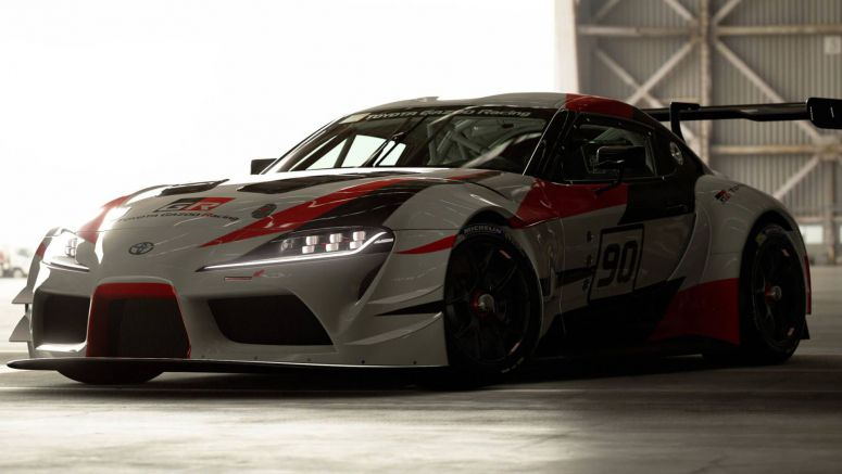 Gamers Rejoice: Toyota GR Supra Racing Concept Added To Gran Turismo Sport