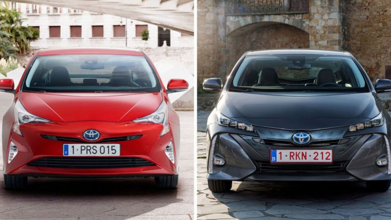 Toyota To Make The Prius Look Less Like An Alien And More Like The Prime