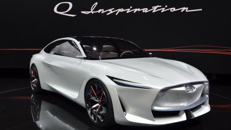 Infiniti Focused In China, Will Build QX50 And Four New Models Locally