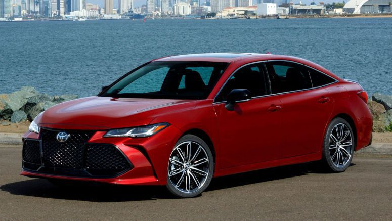 2019 Toyota Avalon: Full Pricing Details, Starts From $35,500