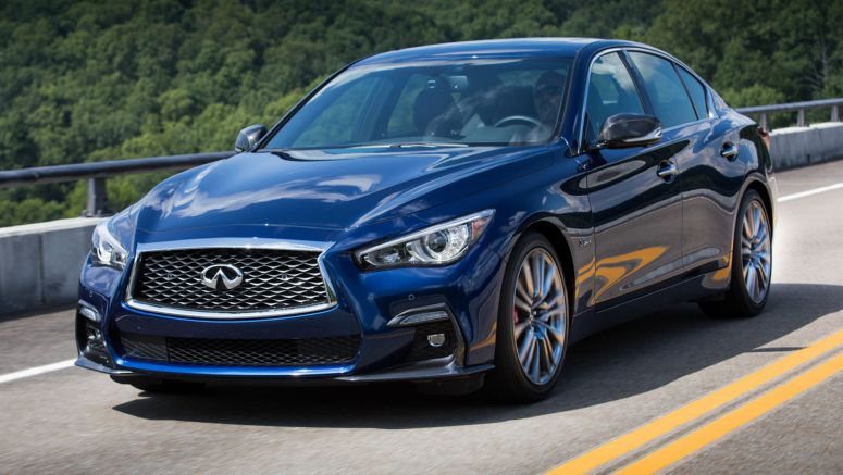 Infiniti Q50, Q60, Q70 To Ditch RWD Platform By 2021