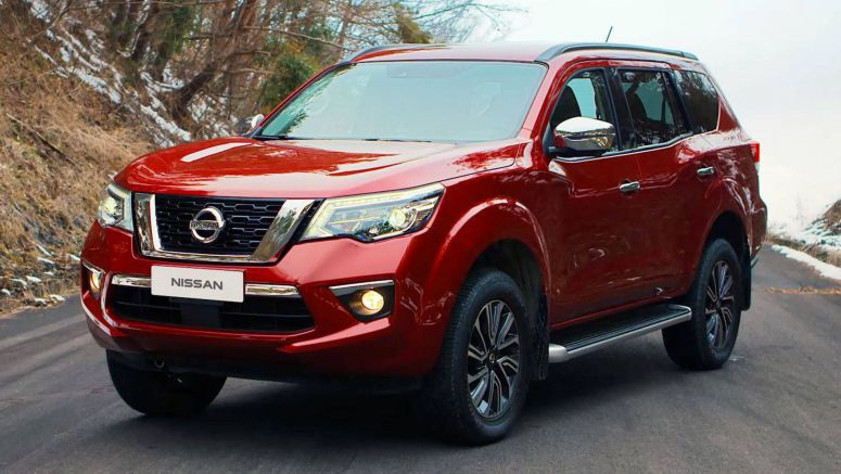 Nissan Terra Is A 181HP Body-On-Frame SUV That You Can't Have In Western Markets