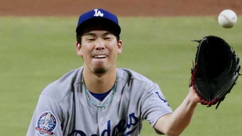 Baseball: Maeda fans 10, picks up 2nd win of season as Dodgers sweep Padres