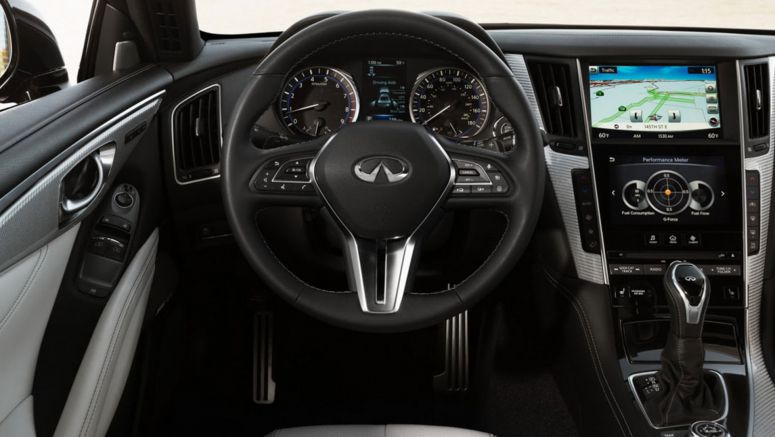 Infiniti Designing New Infotainment For 2021, Apple CarPlay And Android Auto Coming In 2019