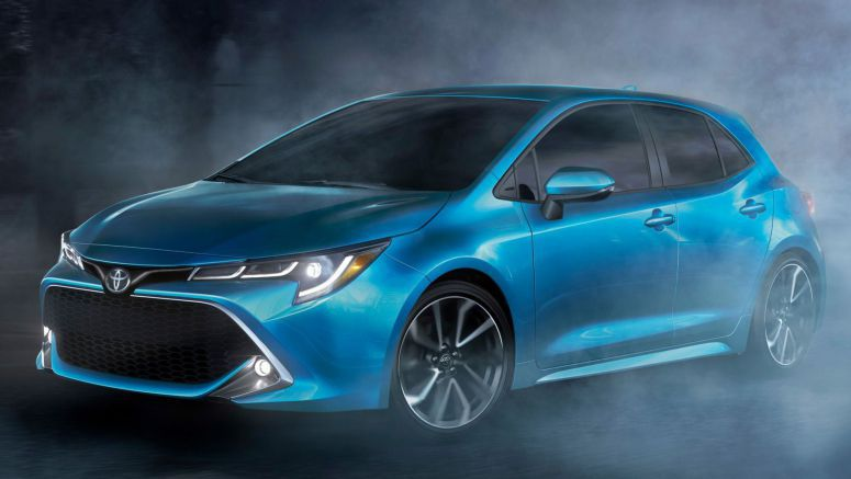 Toyota Corolla/Auris GR Hot Hatch Could Hit The Scene Within Three Years