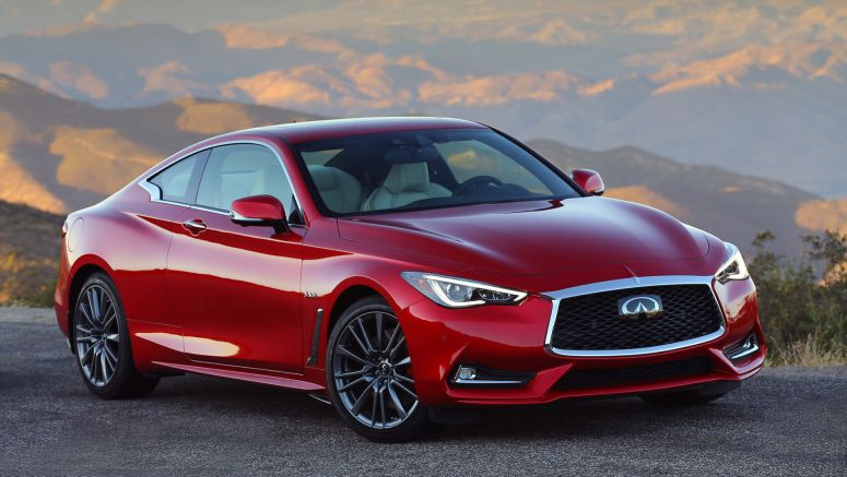 2018 Infiniti Q60 Red Sport 400 Quick Spin Review | Beauty before brawn