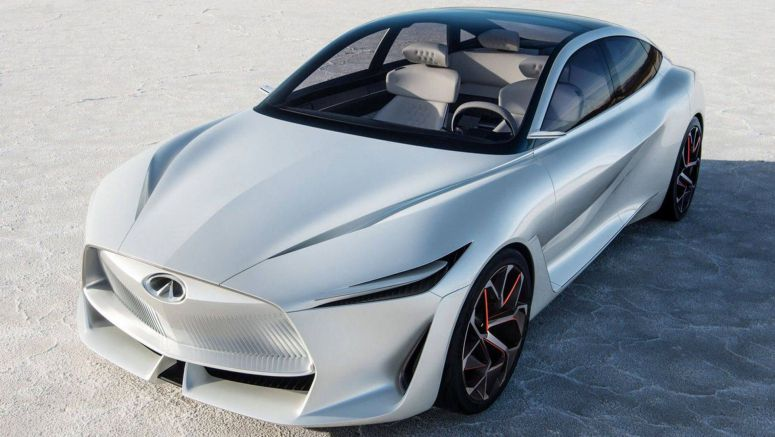 Infiniti's Electric Vehicles Will Have A Range Of At Least 311 Miles