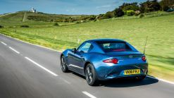 Mazda MX-5 RF Sport Black On Sale In UK Next Month, Costs £25,695