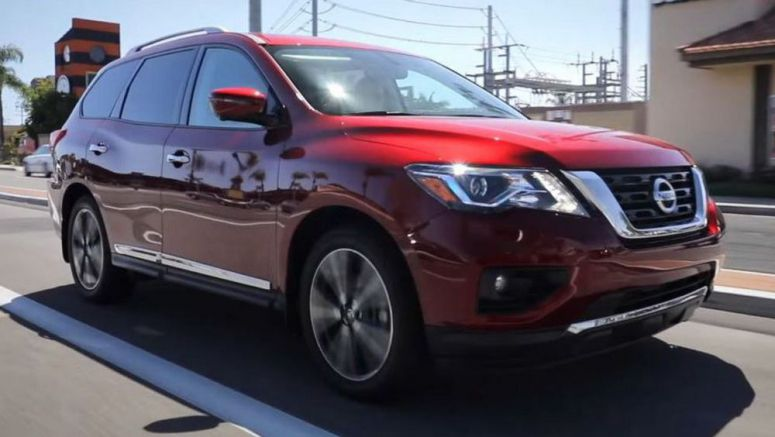 2018 Nissan Pathfinder Fails To Make A Lasting Impression, KBB Says