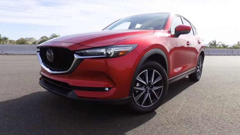 2018 Mazda CX-5: An Engaging SUV With A Lovely Interior, But Is It Enough?