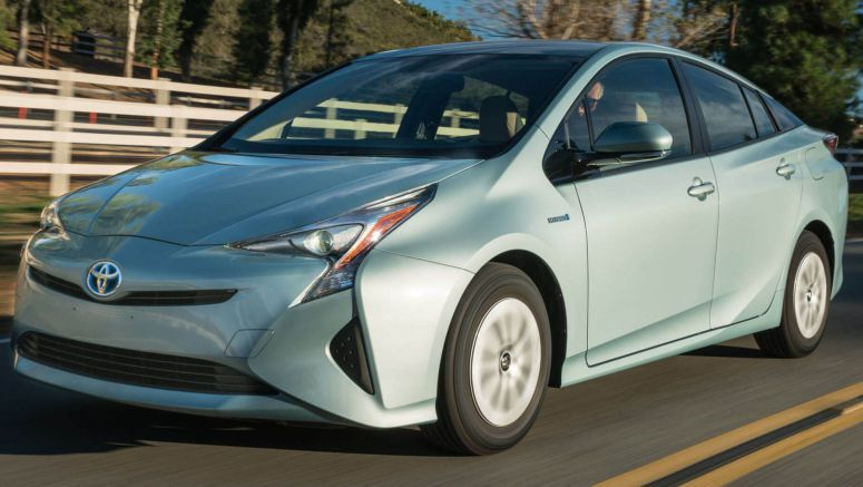 Toyota Thinks Conventional Hybrids Are More Important Than EVs And PHEVs